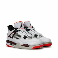 Nike Air Jordan 4 Retro Basketball Shoes for Men, Size US 12 - Deep Royal Blue/Black