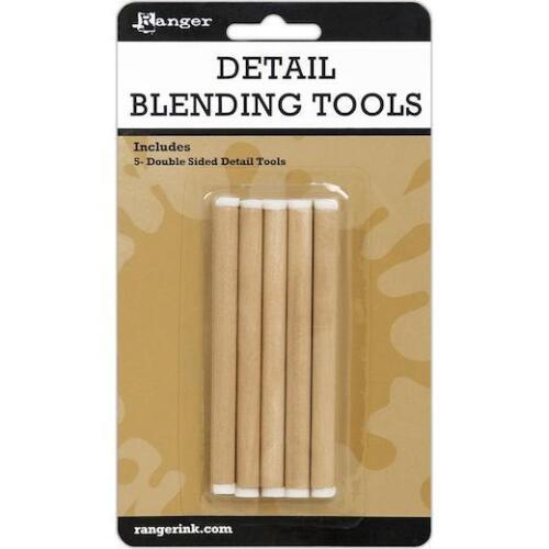Ranger Detail Blending Tools 5pcs IBT62172