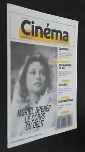 Revista-Semanal-Cinema-N-438-de-La-20-Abril-A-26-Abril-1988-Buen-Estado