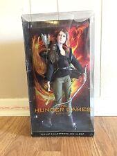 2012 The Hunger Games Katniss black label barbie collector doll