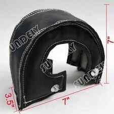 T3 T25 T28 GT25 GT35 Black Turbo/Turbocharger Heat Shield Blanket Cover Wrap