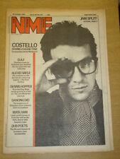 NME 1982 OCT 30 ELVIS COSTELLO DAF DUB POETS MATA HARI