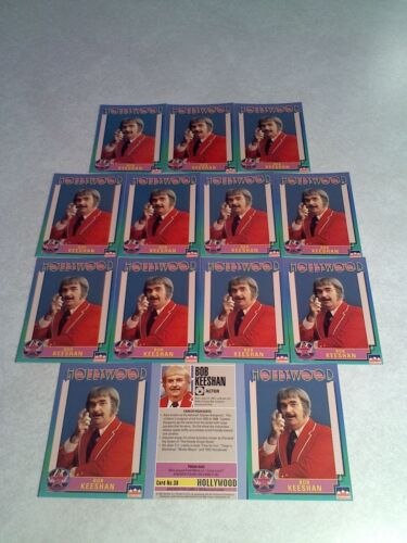*****Bob Keeshan***** Lot of 14 cards / Hollywood Walk of Fame