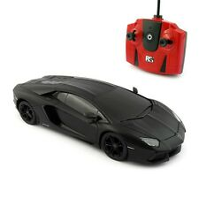 Lamborghini Aventador, Fern / Ferngesteuertes Modellauto. Maßstab 1:24. In Matt