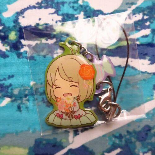Ao no Blue Exorcist Yura Yura Metal Charm Strap Izumo Yukio Renzou Ryuuji Shiemi