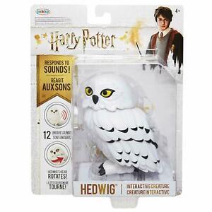 Mundo-magico-de-Harry-Potter-criaturas-Interactiva-Hedwig-Totalmente-NUEVO-Envio-rapido