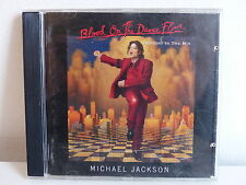 CD ALBUM MICHAEL JACKSON Blood on the dance floor History in the mix 487500 2