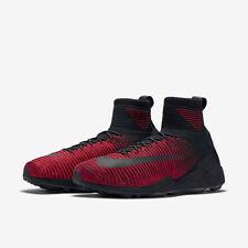 Nike Zoom Mercurial XI FK FC Flyknit - Size 13 - University Red/Black 852616