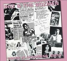 BOZ & THE BOZMEN Dress In Deadmen's Suits CD - NEW Polecats Boz Boorer Morrissey