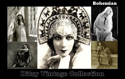 Ditsy Vintage
