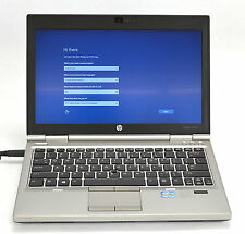 HP EliteBook 2570P Dual Core i7 2.90GHz Laptop 320GB 8GB Windows 10 #JM137