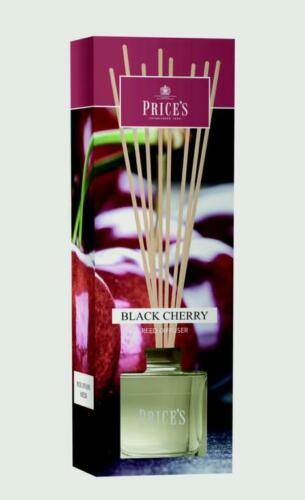 Prices Reed Fragrance Diffuser  Black Cherry Eliminates Odours