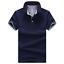 Cotton-Men-039-s-Fashion-Slim-Short-Sleeve-Shirts-T-shirt-Casual-Tops-Blouse-Top thumbnail 8