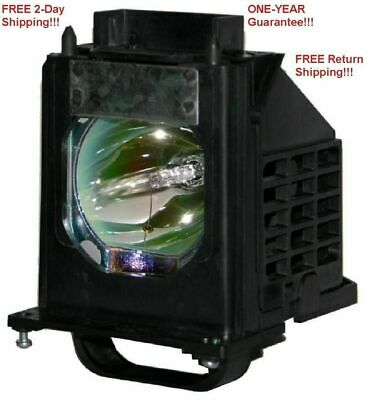 WD65732 Projection TV Bulb DLP Lamp Housing For Mitsubishi WD-65732