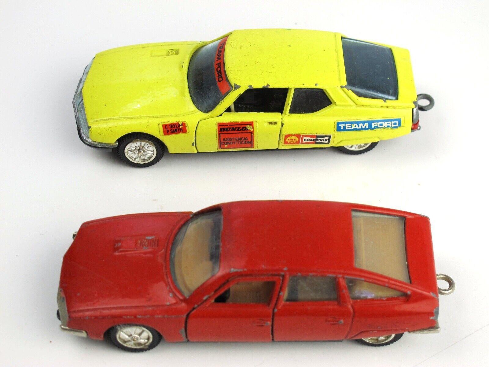 JOAL Miniaturas Miniaturas Miniaturas Spain 1 43 CITROEN SM 126 + CX Palas Pallas 127 PILEN Nacoral d32aad
