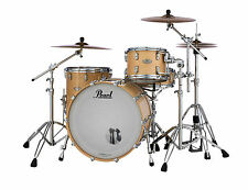 Pearl Reference Shell Pack Natural Maple 24x14 13x9 16x16 Drums Free Bags, Ship