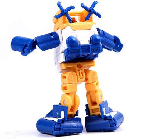 "Generations Titans Return Legends Seaspray 3.5/"" Action Figure Toy"