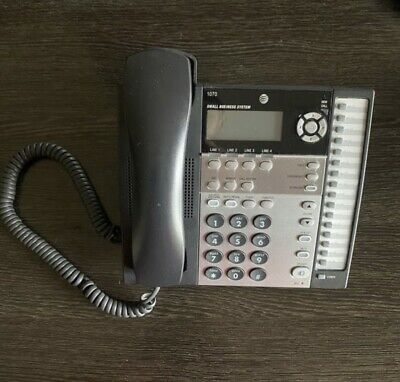 AT&T 4-Line Small Business Phone System Compatible w/ 1040 ...