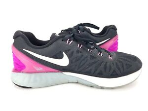 d7be4c5dd7570 Image is loading Nike-Lunarglide-6-running-training-athletic-Womens-Shoes-