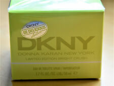 GUARANTEED GENUINE - DKNY LIMITED EDITION BRIGHT CRUSH EDT - NEW/SEALED - 50ML
