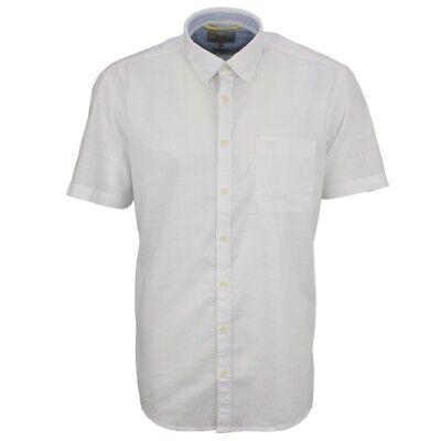 Camel Active Leisure 1//2 Sleeve Shirt short Multicoloured Checked 115525 82