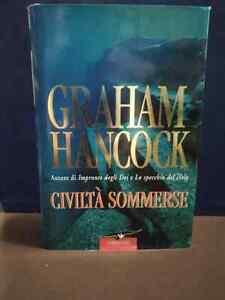 Libro-Civilta-Sommerse-Graham-Hancock-2002-1-Edizione-Copertina-Rigida-SC15