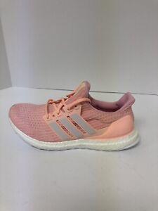 Adidas Ultra Boost Clear Orange/ Pink