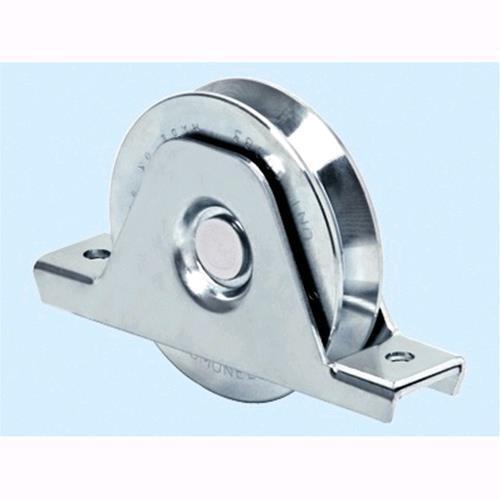 Ruote Comunello per cancelli con supporto supporto supporto interno Art.335 - Ø mm.100 - Conf. 6 P 1ba5a2