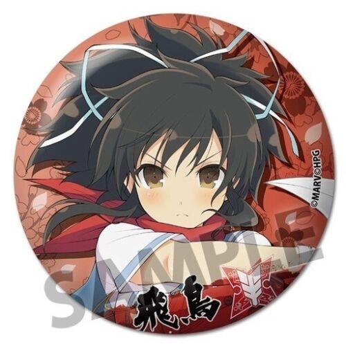 Senran Kagura Shinovi Master Asuka Character Can Badge Button Pin Anime Art V.1