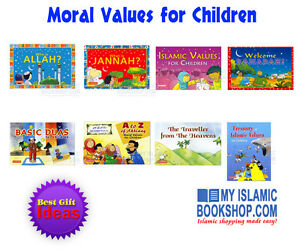 Moral-Values-for-Children-Goodword-Muslim-Islamic-Kids-Gift-Stories-8-Books