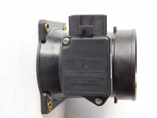 COMPLETE MASS AIR FLOW SENSOR REF# F6DF-12B579-EA DB FORD TAKE OFF NEW