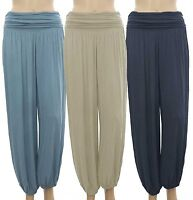 Festival Harem Trousers Hareem Ali Baba Balloon Yoga Gym Pants 8 10 12 14 16
