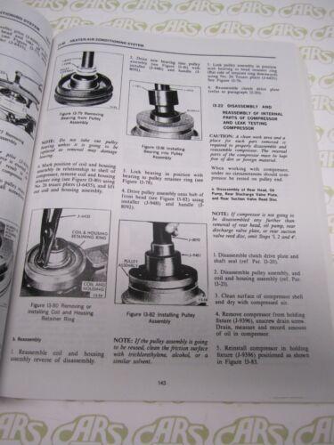 1970 Buick Shop Manual Lesabre Electra Wildcat GS Skylark Riviera Service Manual