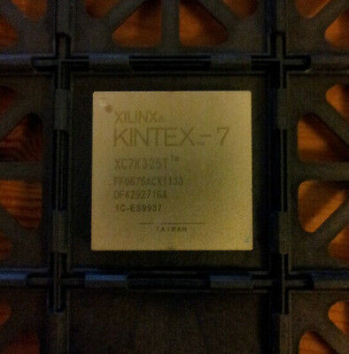 Refurbished KINTEX-7 XC7K325T-FFG676 326.08K LE Chipset