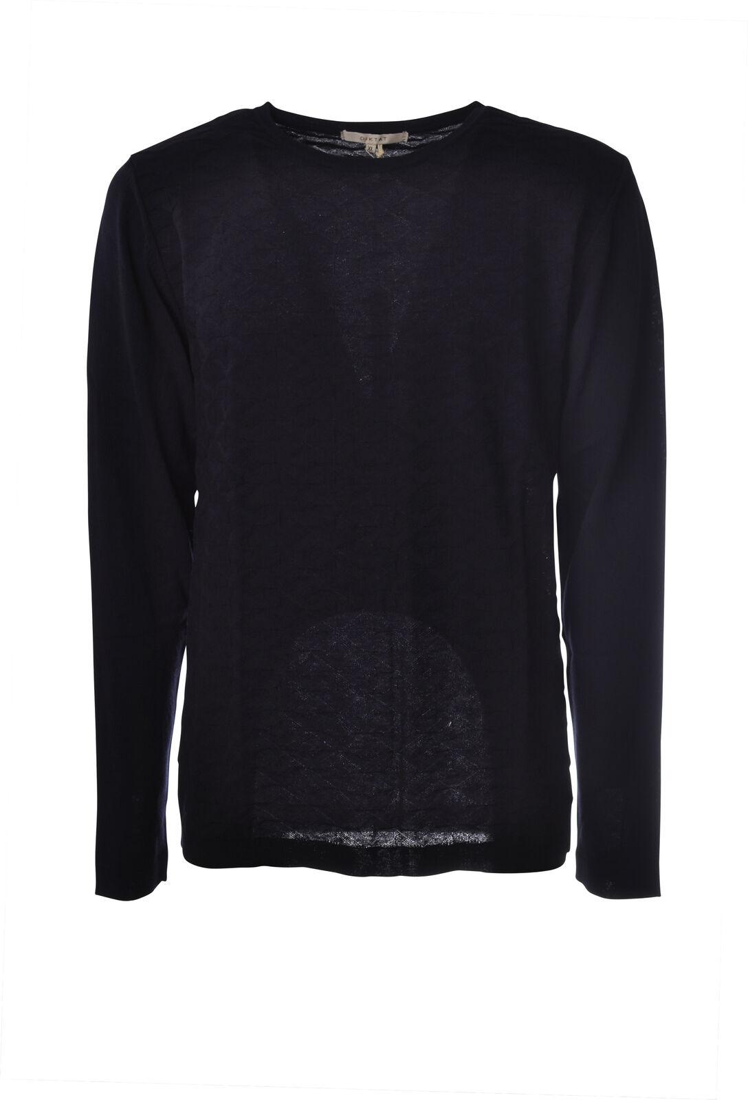Diktat - Knitwear-Sweaters - Man - bluee - 5246420F181337