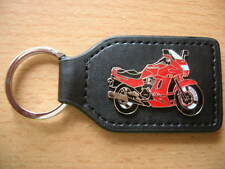 Schlüsselanhänger Kawasaki GPZ 1100 / GPZ1100 rot red Modell 1995 Motorrad 0436