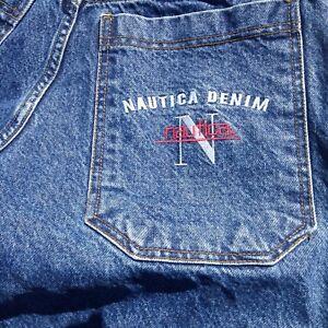 Lg Jeans Denim Moyen Poches Back Blue 32 Pockets Lg Bleu Nautica Coupe Dos Fit Classic 32 Med Classique Nautica Jeans l UdqUv