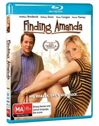 1 of 1 - Finding Amanda (Blu-ray) DRAMA [Region B] NEW/SEALED