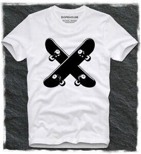 Détails sur T Shirt Skater Skate Swag Dope Last Thrasher Supreme Kings Vans afficher le titre d'origine