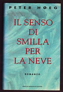 PETER-HOEG-IL-SENSO-DI-SMILLA-PER-LA-NEVE-MONDADORI-OMNIBUS-1-EDIZIONE-1994