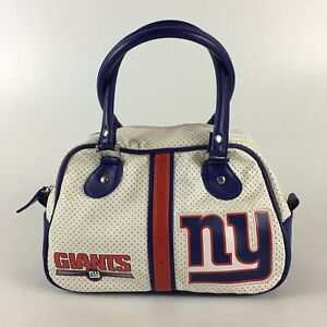 Image Is Loading Nfl New York Giants Women S Faux Leather
