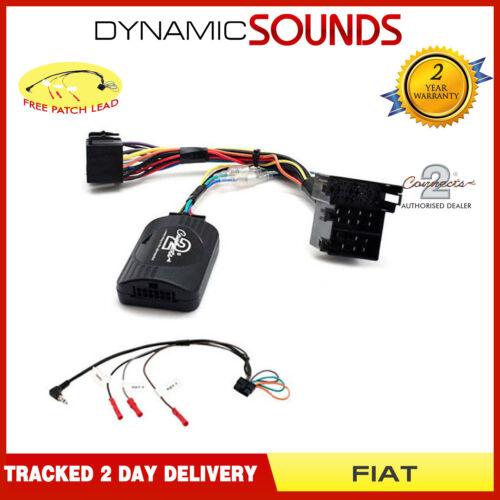 CTSFA 003 Tallo Adaptador De Interfaz de control del volante para Fiat Punto Ducato