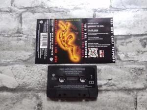 RED-HOT-CHILI-PEPPERS-Breaking-The-Girl-Cassette-Album-Tape-UK-Single-1436