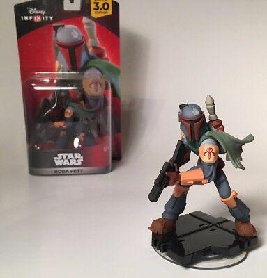 NEW Disney Infinity 3.0 Boba Fett Star Wars Character Wii U Xbox 360 One PS3 PS4