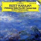Bizet: L'Arl'sienne-Suites Nos. 1 & 2; Carmen-Suite (CD, Feb-1995, Deutsche Grammophon)