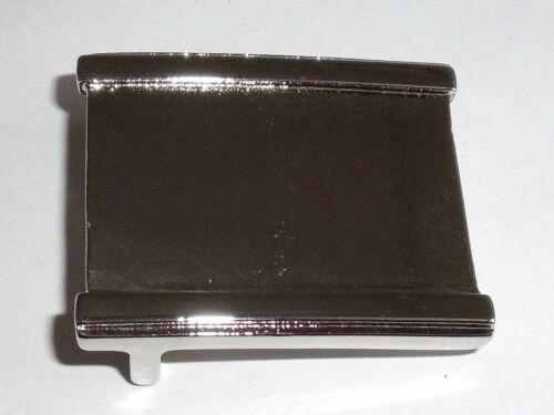 Gürtelschnalle Schließe Schnalle Verschluss 3,5 cm silber NEUWARE rostfrei #230#