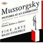 Mussorgsky: Pictures at an Exhibition (Arranged for Brass Ensemble, 2004)