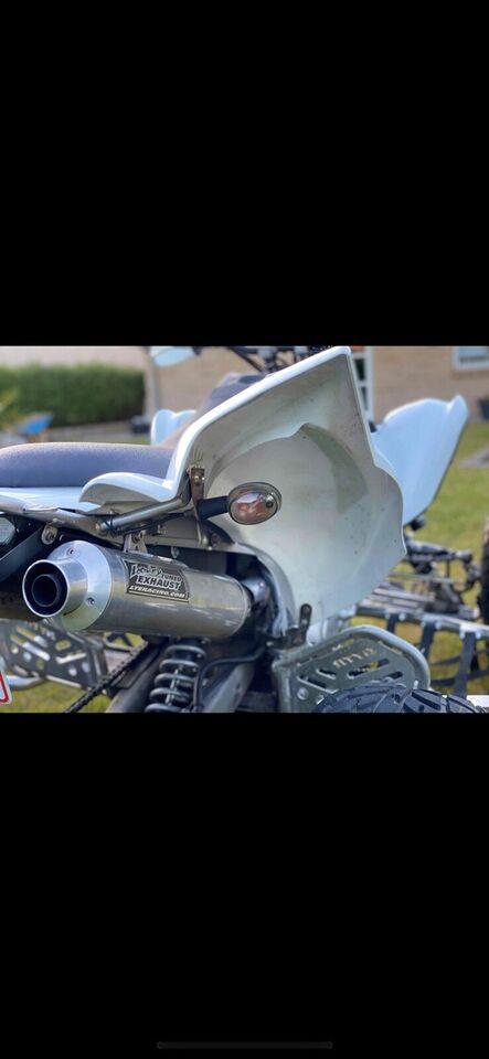 Yamaha raptor 700cc, 2006, 700 ccm