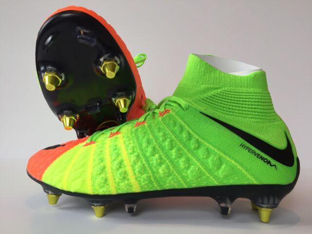 sports shoes e7bbe d75dd Nike Hypervenom Phantom III DF Sg-pro AC (899982-306) Sz 9