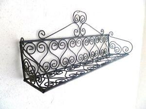 tag re fer forg murale d coration marocaine support plateau ebay. Black Bedroom Furniture Sets. Home Design Ideas